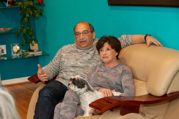 Greg and Suzanne Shulman