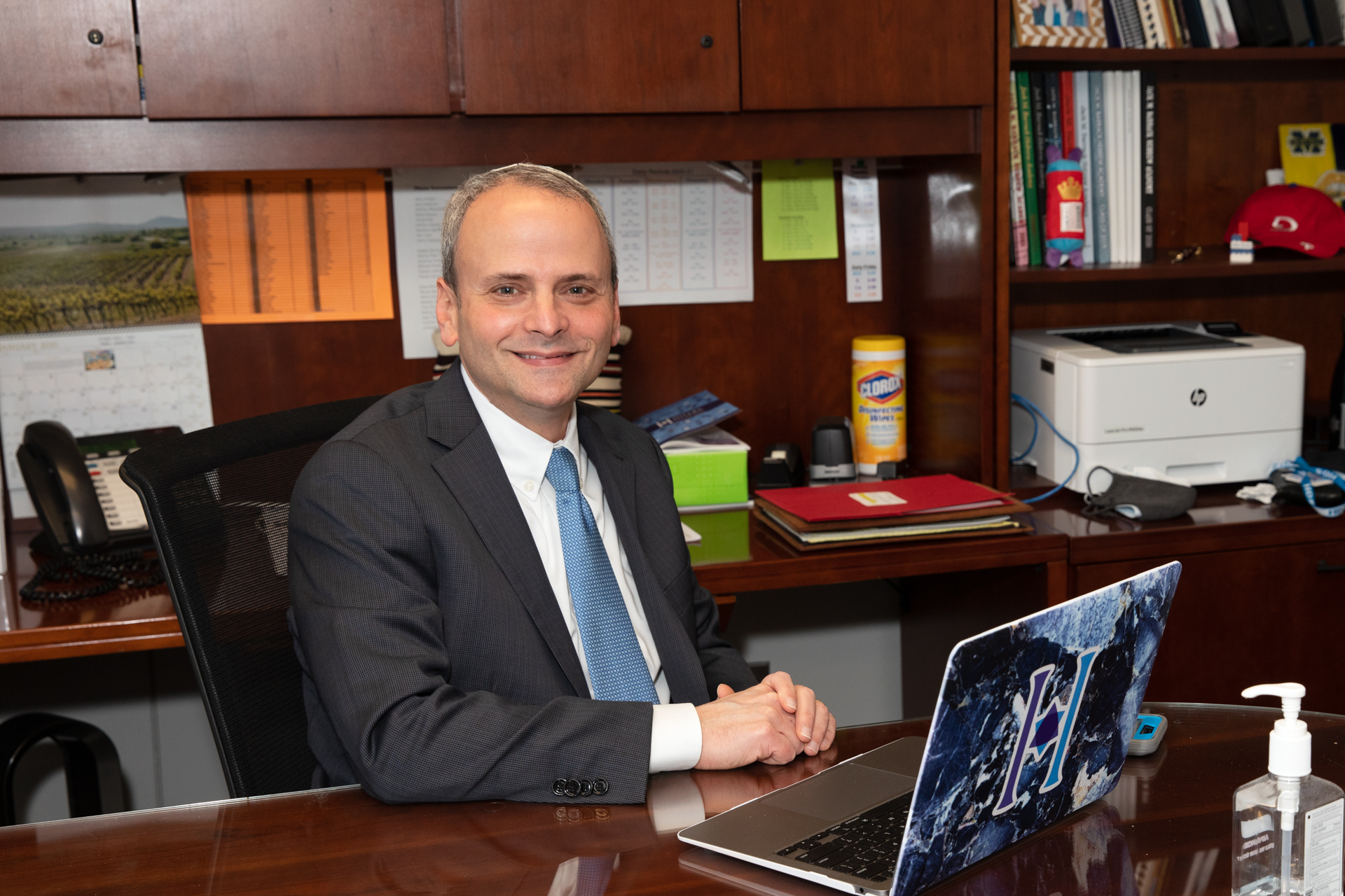 Dr. Darin Katz